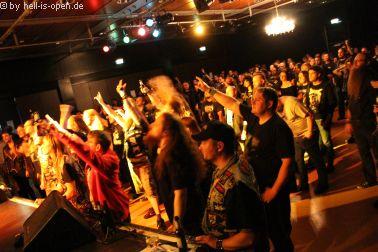 Fans bei Deathrite