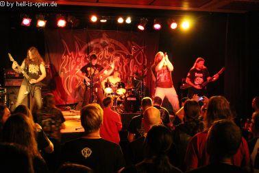 Obscenity mit Death Metal