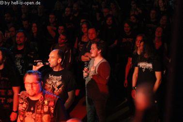 Fans bei Maat