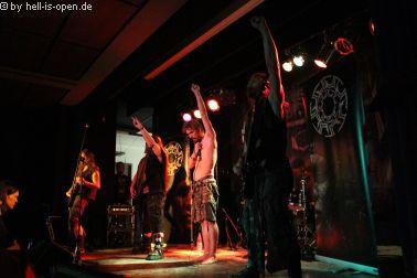 Maat mit Death Metal aus Berlin