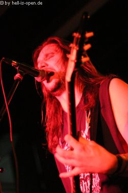LIK mit old school Schweden Death Metal