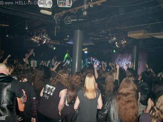 Fans bei NIFELHEIM