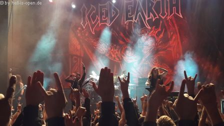 Iced Earth aus Florida/USA