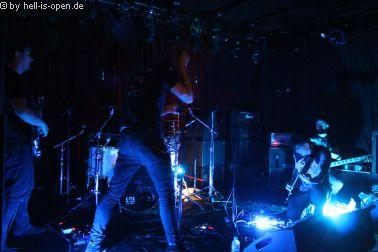 Phantom Winter aus Würzburg mit düsterem Metal