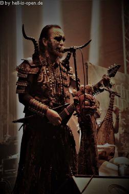 Ritual Day mit Black Metal aus China