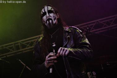 Gaahls Wyrd mit Black Metal aus Norwegen