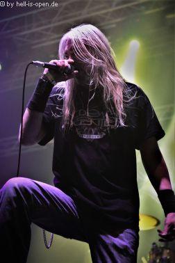 APSHYX mit old school Death Metal aus den Niederlanden