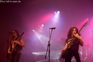 Sacroscum mit Death Metal am Freitag