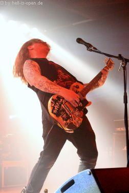 Vanhelgd mit Death Metal aus Schweden
