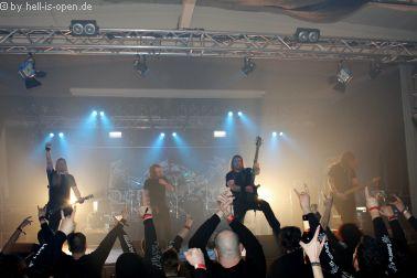 Demonical aus Schweden mit Death Metal