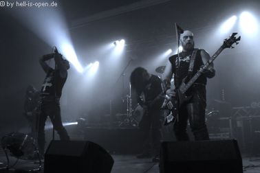 Total Hate mit Black Metal am Samstag