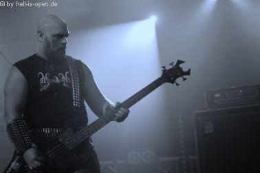 Total Hate mit Black Metal am Samstag