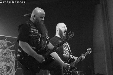 Slaughterday mit old school Death Metal
