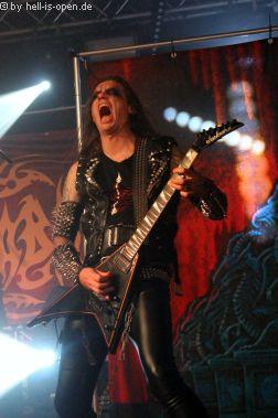 Necrophobic großartiger Death/Black Metal