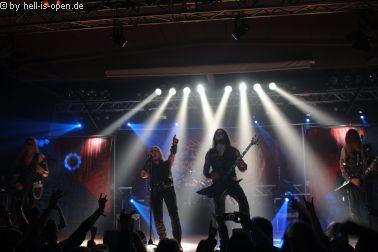 Necrophobic großartiger Death/Black Metal aus Schweden