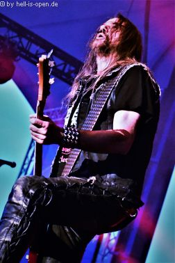 Sodom Tom Angelripper RockHard 2018