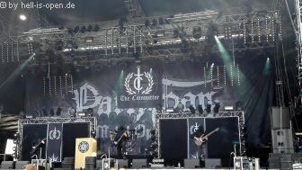 The Committee Black Metal beim Party.San 2018 Freitag