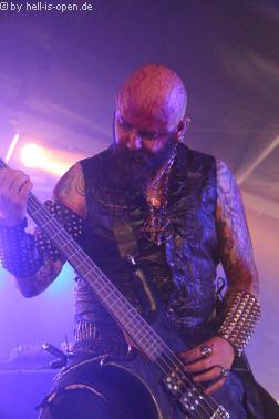 GOATH mit Black Metal beim Party.San 2018 Freitag