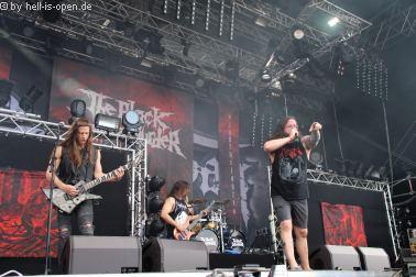 THE BLACK DAHLIA MURDER mit Death Metal beim Party.San 2018 Freitag