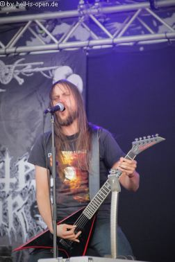 DESERTED FEAR mit Death Metal beim Party.San 2018 Freitag