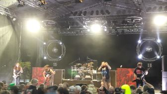 The Black Dahlia Murder aus den USA mit Death Metal auf dem NOAF
