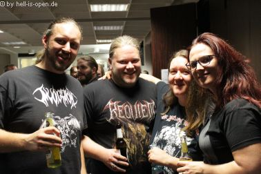 Fans beim Path of Death 7