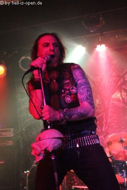 Atomwinter mit old school Death Metal beim Path of Death 7 in Mainz