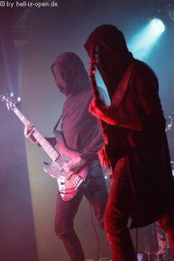 Kosmokrator aus Belgien mit finsterem Death Metal beim Path of Death 7 in Mainz