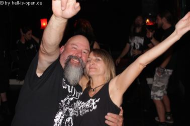 Die Aftershowparty beginnt beim  Path of Death 7 in Mainz