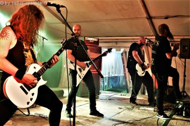 THE FLESH TRADING COMPANY  beim Metal im Woid