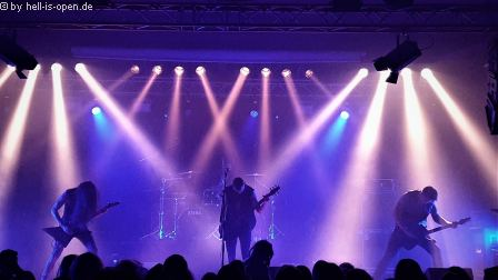 Krypts aus Finnland Braincrusher Festival 2019