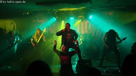 Carnation (be) Death Metal aus Belgien