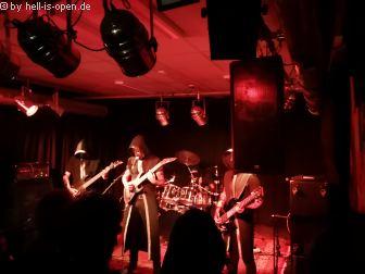 AVOWAL mit Black Metal aus Mannheim