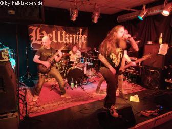 Hellknife mit Crust 'n' Roll aus Mannheim