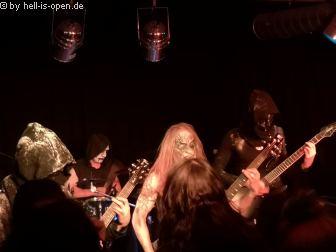 Membaris mit Black Metal aus Limburg