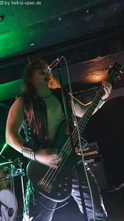 Unholy Lust (US) Black/Death/Thrash Metal