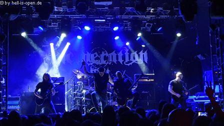 Shining (SE) mit Extreme Metal / Black Metal