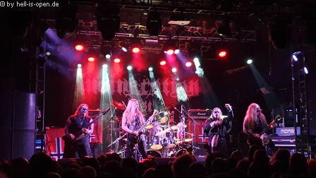 Carpathian Forest (NO) mit Black Metal Rock