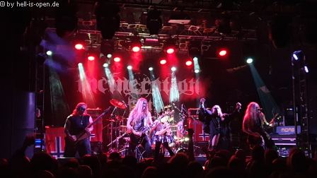 Carpathian Forest (NO) mit Black Metal Rock