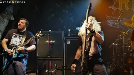 Macbeth mit old school Heavy Metal