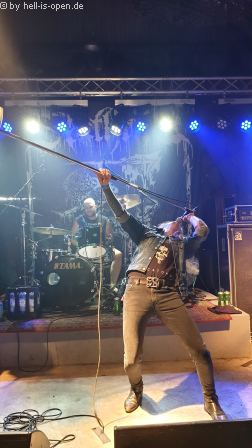 Deathrite mit crustigem old school Death Metal