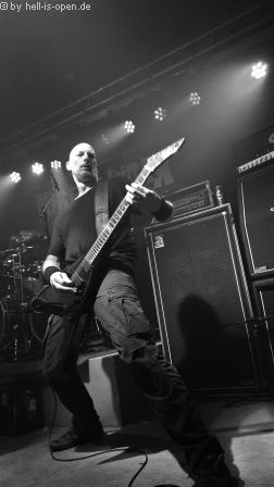 Misery Index aus den USA mit Death Metal