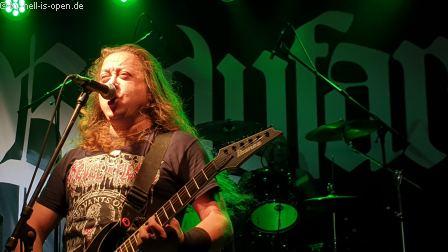 Bodyfarm aus den Niederlanden mit Death Metal