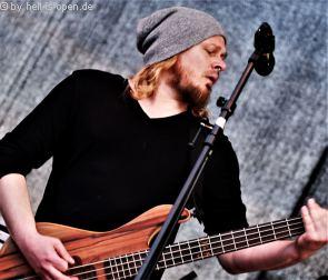 DÉCEMBRE NOIR, eine aufstrebende Death-Doom Band aus Thüringen
