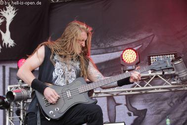 Incantaion aus den USA mit Death Metal am Donnerstag
