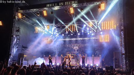 HYPOCRISY Schwedischer Death Metal als Headliner am Donnerstag