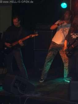 Die Aachener Thrash´n´Death-Band  SOLICITUDE