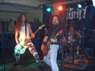 "Old School Thrash made by ""Purify"""