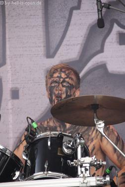 SVARTIDAUDI mit Black Metal aus Island