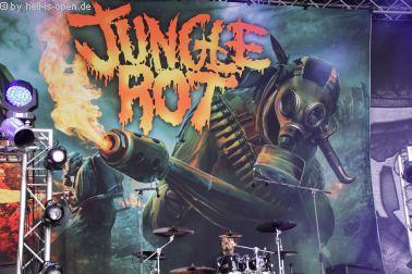 JUNGLE ROT alles zerstörender Death Metal aus den USA